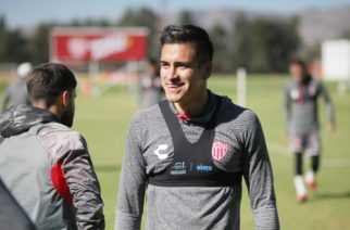 Contra Chivas queremos saciar nuestra hambre de triunfo: Alexis Peña