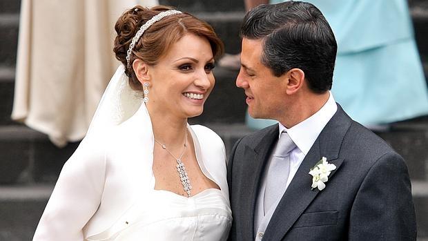 Confirma Angelica Rivera divorcio de Enrique Peña Nieto