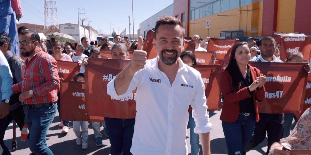 Arturo Ávila se declara listo para el primer debate de candidatos a la alcaldía