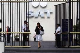 Grandes empresas, las que más deben al SAT