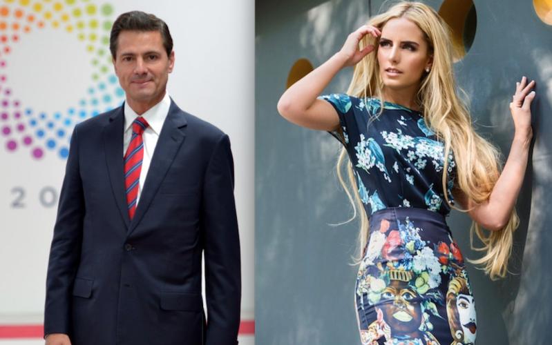 Hermano de Tania Ruiz habla sobre su supuesto romance con Peña Nieto