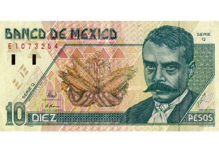 ¿Todavía puedes utilizar los billetes de 10 pesos?