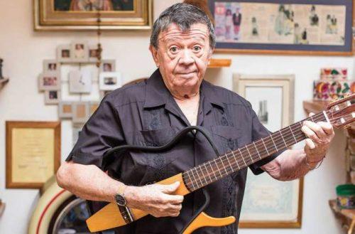 """Xavier López: 59 años siendo """"Chabelo"""""""