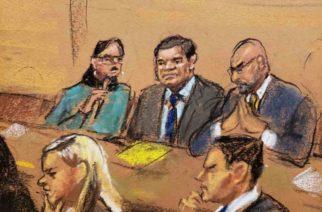 Jurado 'titubea' en deliberación para decidir futuro de 'El Chapo'