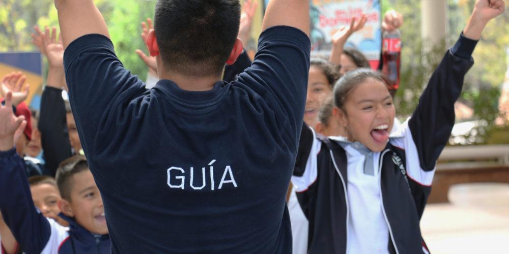 Museo Descubre invita a estudiantes a ser parte de su equipo y liberar su servicio social