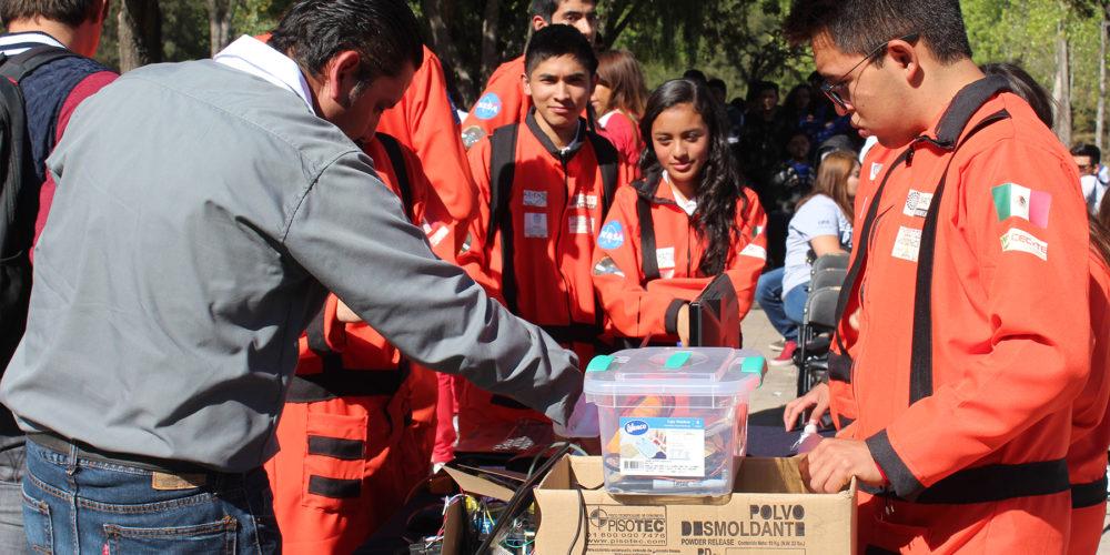 Estudiantes de Aguascalientes podrán adentrarse en el sector aeroespacial