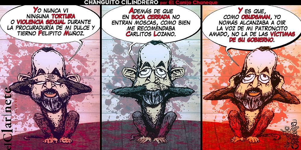 Changuito cilindrero….