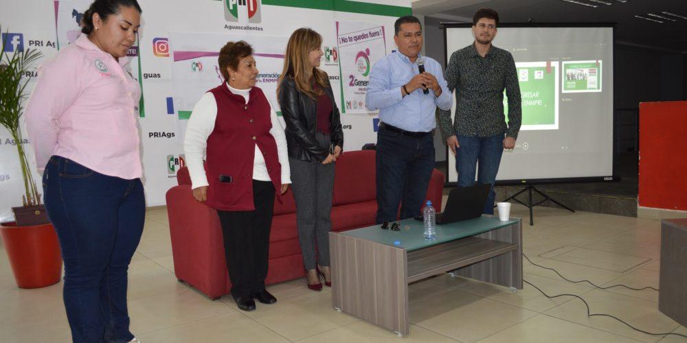 Los pocos priistas de Ags no son traidores: Juárez