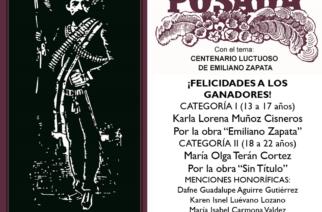 Premia ICA a ganadores del concurso Ex Libris Posada