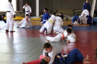 Se alistan judokas de Ags. para participar en la Olimpiada Nacional 2019