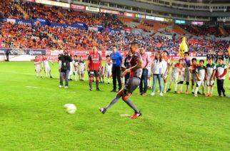 Fue inaugurada la Tercer Copa Aguascalientes en el municipio capital