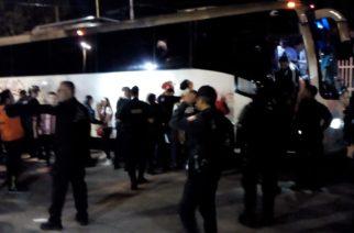 8 detenidos dejó el juego entre Necaxa y Chivas en Aguascalientes