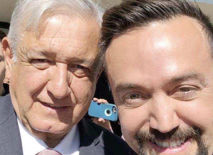 Invitó AMLO a Arturo Anaya al Castillo de Chapultepec