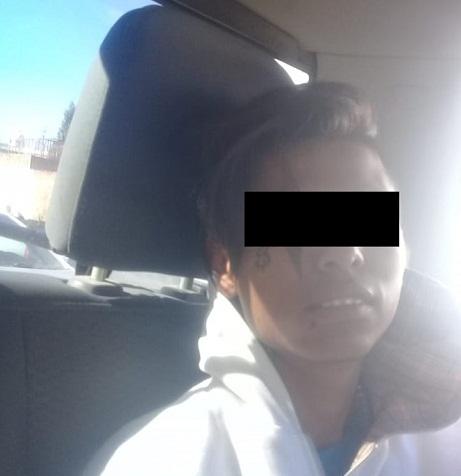 """Capturan a """"El Jóker"""" y a la """"Betys"""" por robo en Jesús María"""