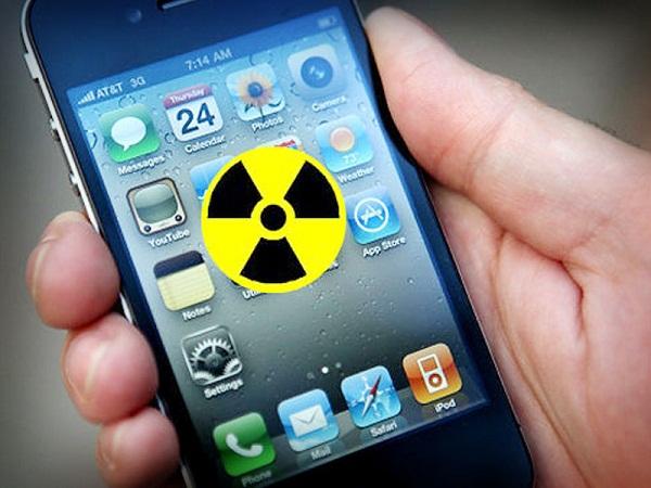¿Cuáles son los teléfonos que emiten mayor radiación?