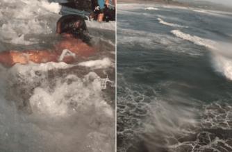 Abuelitos mueren al intentar salvar a su nieta del ahogamiento