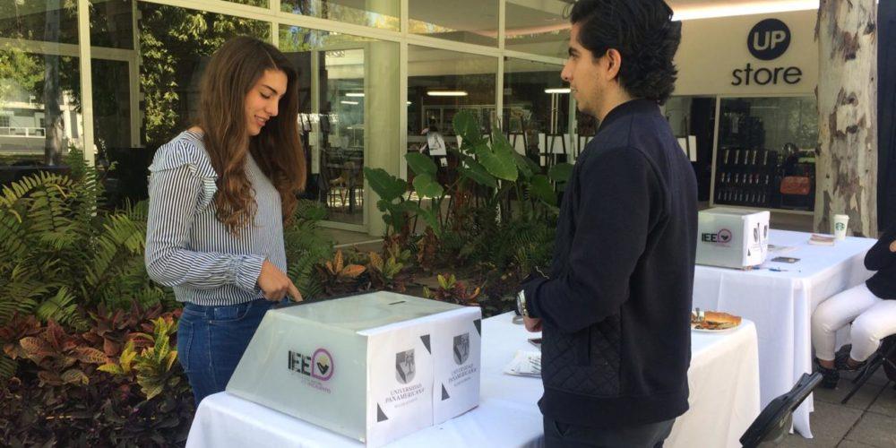 Se renovó el Consejo Estudiantil de la UP Bonaterra
