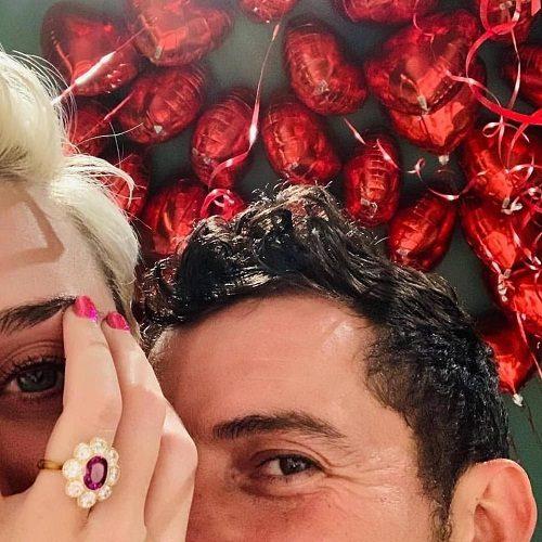 ¿Cuánto costó el anillo de compromiso que le dio Orlando Bloom a Katy Perry?