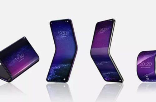 Este nuevo smartphone flexible se convierte en un brazalete
