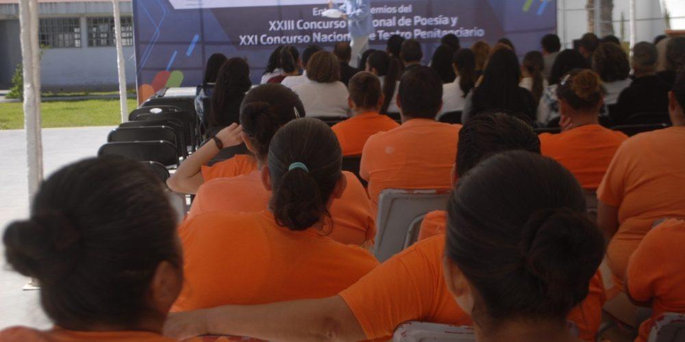 Interna del Penal Femenil de Ags gana Concurso Nacional de Poesía