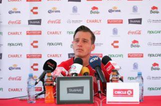 Contra Tigres dejaremos todo en la cancha: González