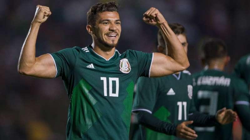 Los 5 ausentes en la lista de la Selección Mexicana