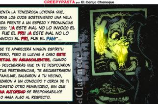 Creepypasta….