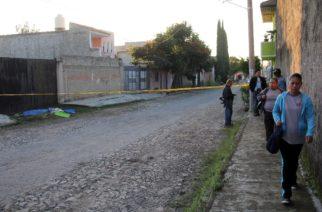 Asesinan a tiros a seis en Tlajomulco, Jalisco