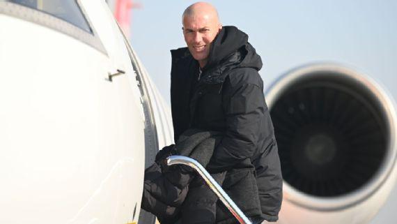 Anuncian regreso de Zidane al Real Madrid