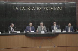 No hay consenso para sacar la revocación de mandato en Senado: Monreal