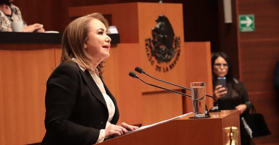 Yasmín Esquivel Mossa es la nueva ministra de la Suprema Corte