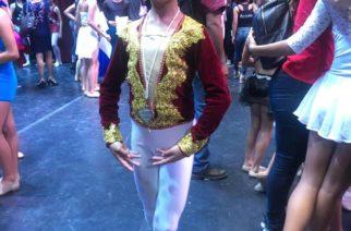 Alumnos del ICA se adjudican concurso internacional de danza