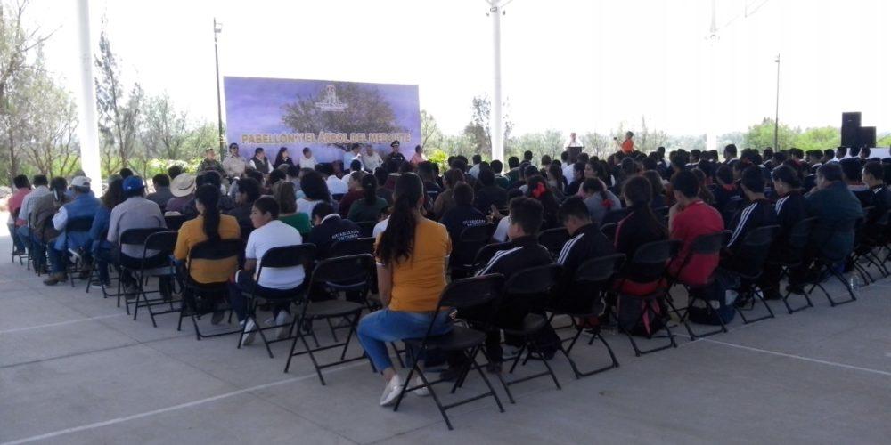 Declaran a Pabellón de Arteaga Nicho Ecológico del Mezquite