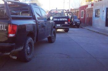 En Peñuelas capturan a sujeto con drogas y una arma de fuego