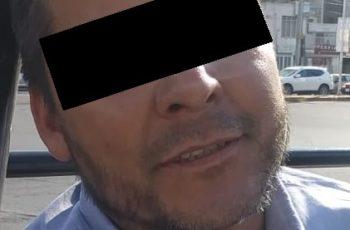 Tras persecución, capturan a distribuidor de drogas en SFR
