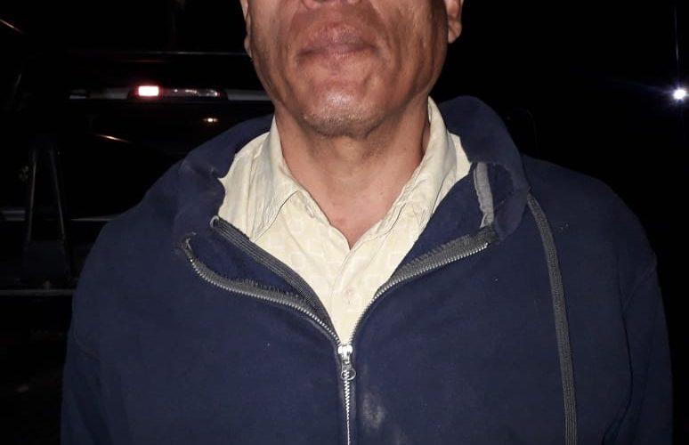 Falso policía estatal es detenido en El Llano