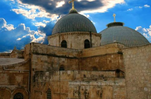 Así puedes pedir una Misa por internet en el Santo Sepulcro de Jerusalén
