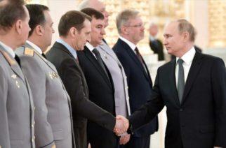 Putin anuncia nuevos avances de Rusia en materia armamentística