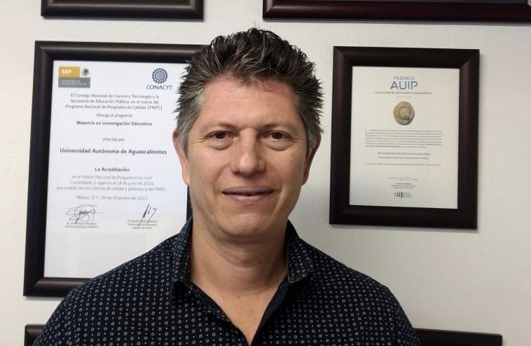 Francisco Pedroza sustituye a Grijalva en Salud Mental de Aguascalientes