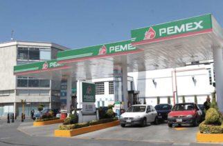 Precios de gasolina magna y premium a la baja, diésel se mantiene
