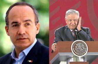 Critica el expresidente Felipe Calderón mensaje bíblico de AMLO