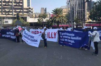 Cooperativistas de Cruz Azul piden ayuda a AMLO para destituir a Billy Álvarez