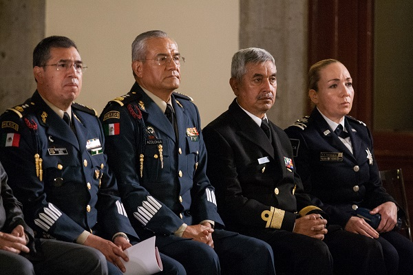 Guardia Nacional no podrá utilizar armamento letal