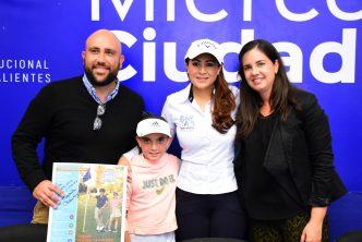Municipio de Aguascalientes apoya el talento deportivo de niños