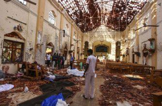 Ataques en Sri Lanka, obra de suicidas; suman 290 muertos
