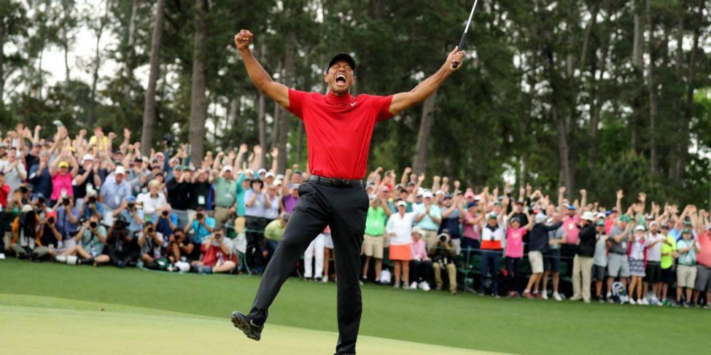 Tiger Woods gana el Masters de Augusta tras 11 años de sequía y polémica