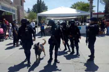 En marcha operativo de Semana Santa por parte de la Policía Estatal
