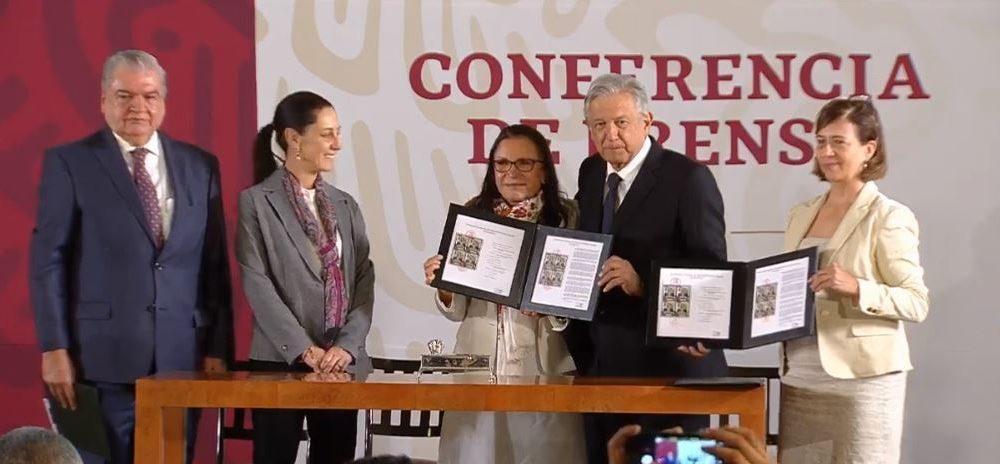 AMLO cancela timbre postal por centenario del asesinato de Emiliano Zapata