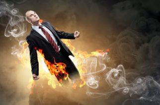 Enfadarse durante algunos minutos puede beneficiar el cerebro