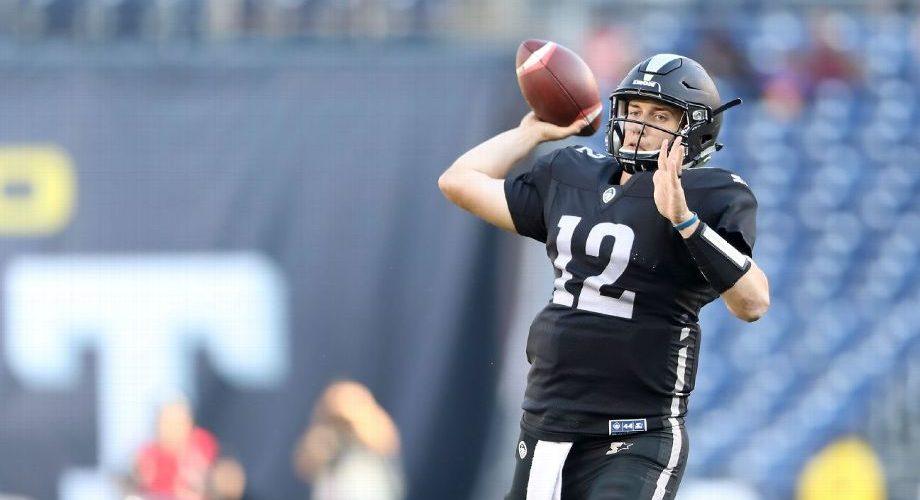 Mariscal de campo hijo de padre aguascalentense firma con Filadelfia en la NFL